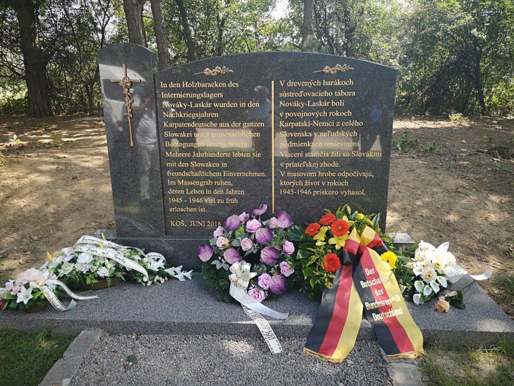 Denkmal Lager Novaky