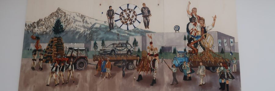 Folklore und VW