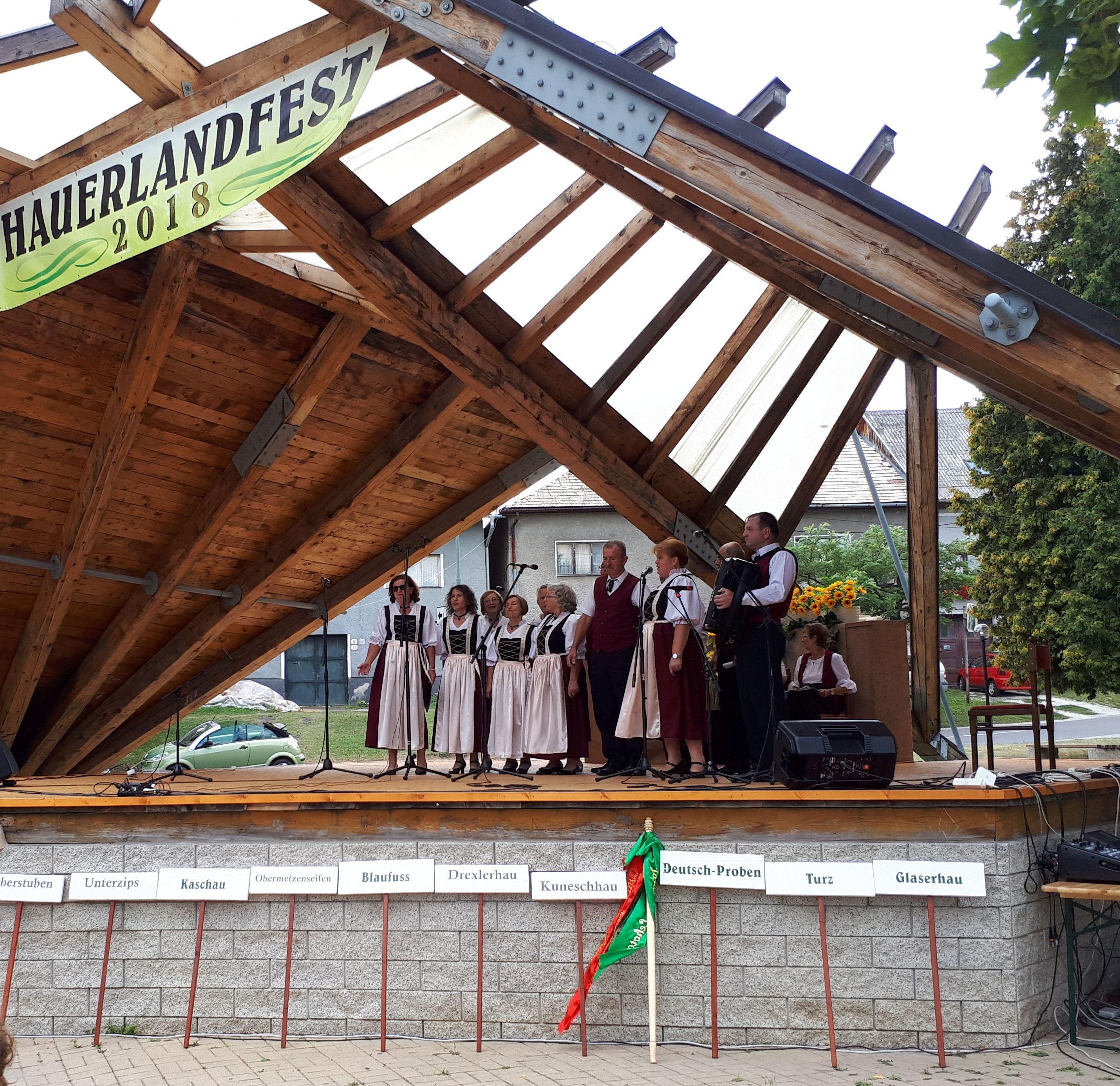 Neutrataler auf Hauerlandfest