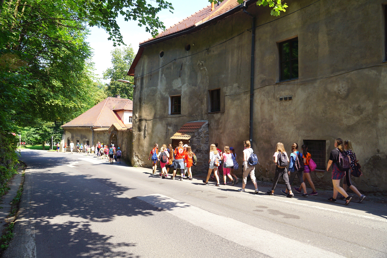 Sprachlager in Hopgarten