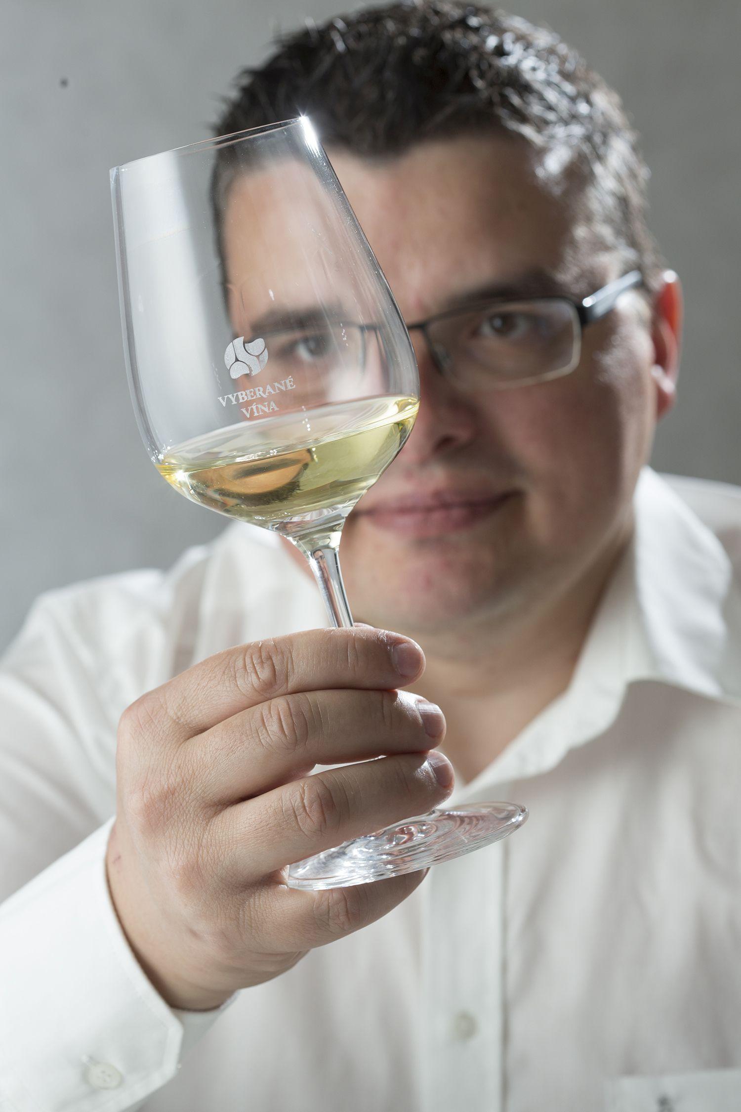 Weinexperte Michal Behun