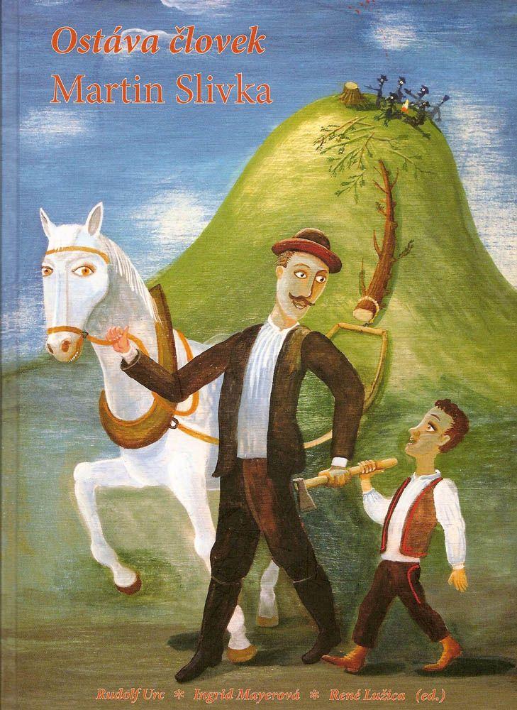 Buch über Martin Slivka