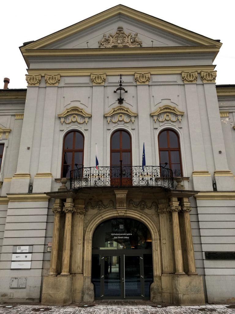 Vychodoslovenska galeria
