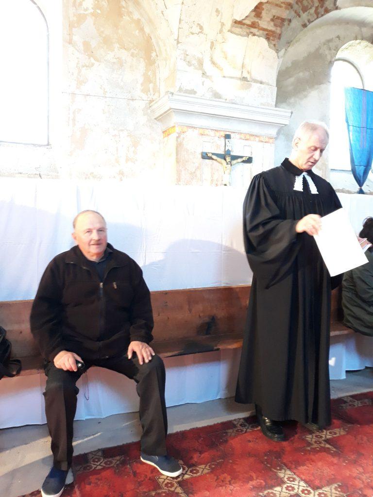 Evangelischer Gottesdienst in deutscher Sprache