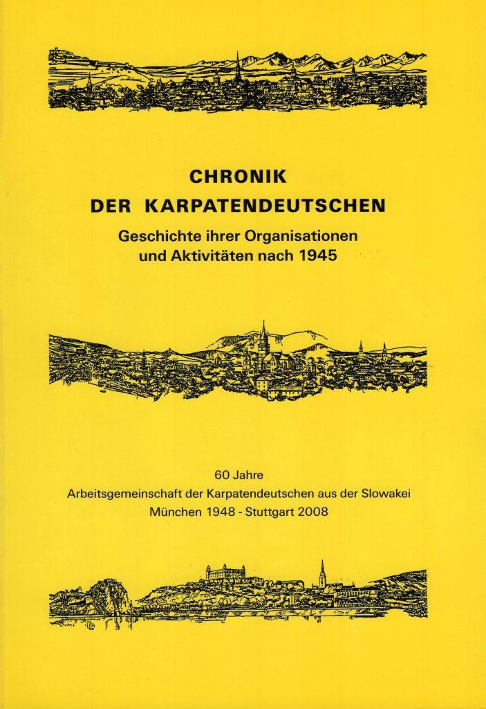 Chronik Karpatendeutsche