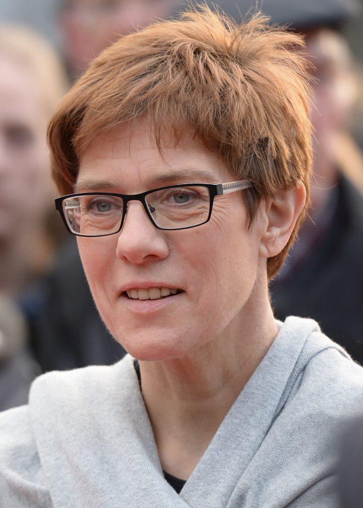 Annagret Kramp Karrenbauer