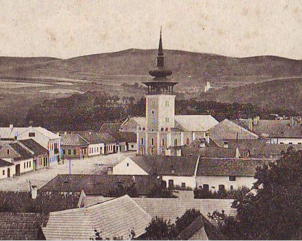 Kirchturm Metzenseifen