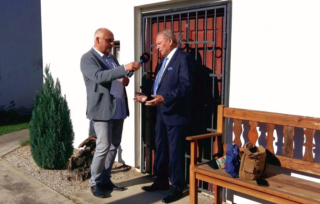 RSI im Gespräch mit Rudolf Schuster