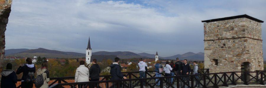 GJU auf Besuch in der Slowakei