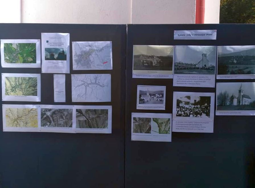 Europäischer Kulturerbetag in Handlova Krickerhau