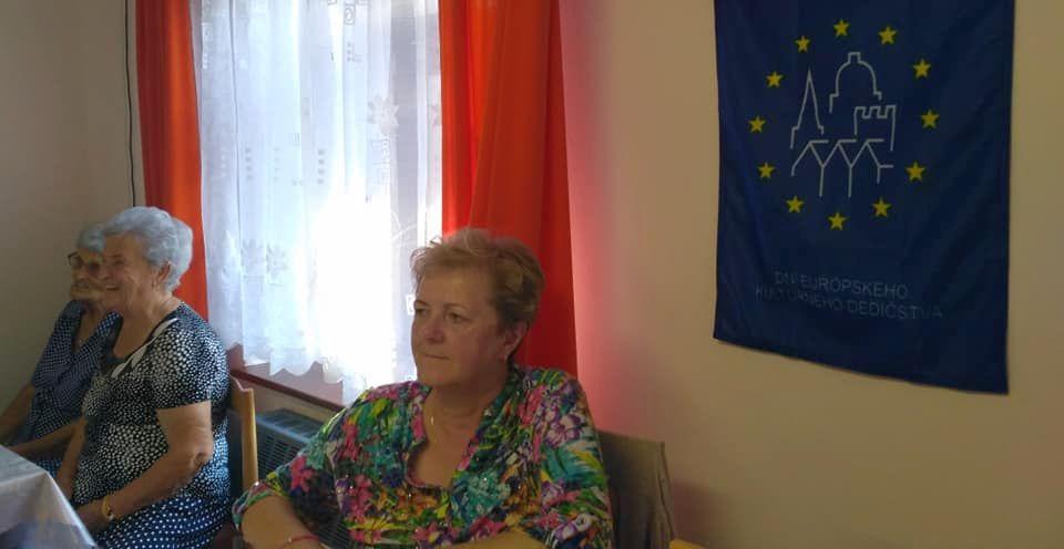 europäischer tag des kulturerbes in handlova krickerhau