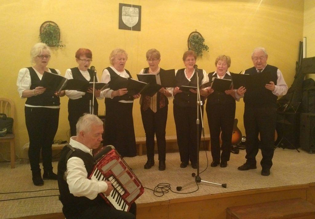 Sängerfest Unterzips Einsiedel