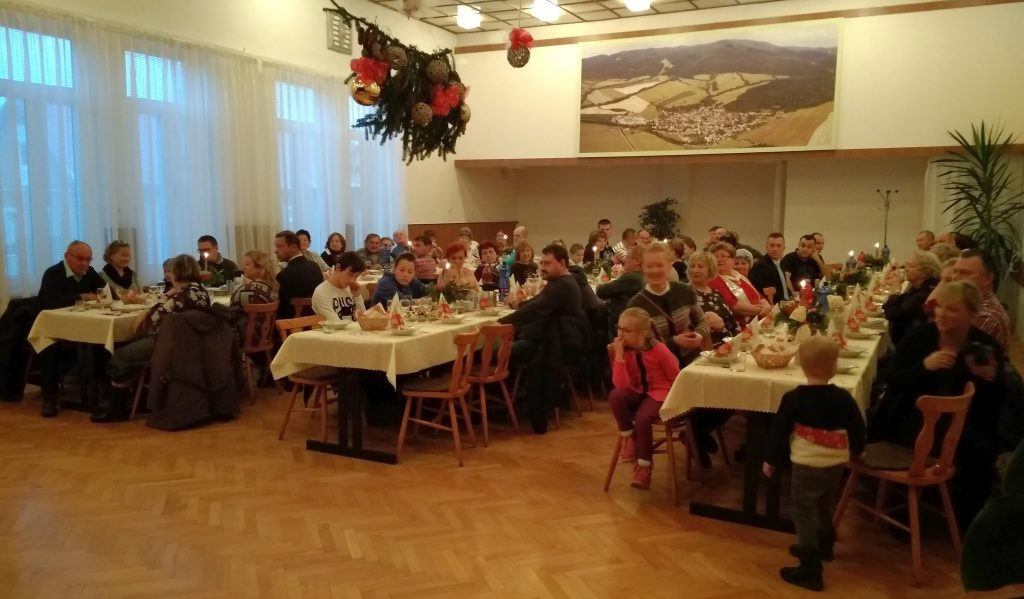 KDV Zeche Weihnachtsfeier