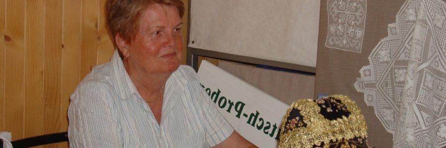 Anna Husarova aus Deutsch Proben