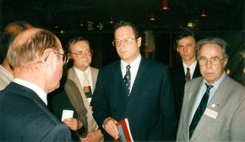 Ehemaliger Außenminister Kinkel verstorben