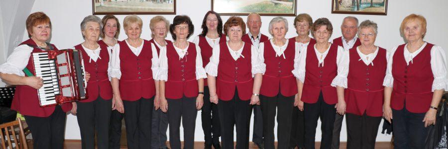 Singgruppe Probner Echo aus Deutsch Proben