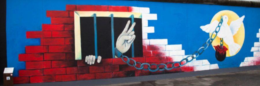 Sloboda a identita-Ausstellung in Kosice Kaschau