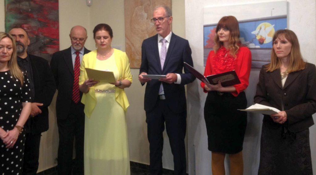 Freiheit und Identität Ausstellung in Kosice/Kaschau