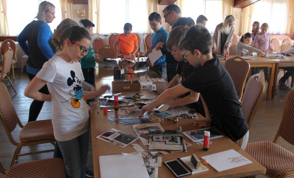 Kinderwerkstatt des Karpatendeutschen Vereins