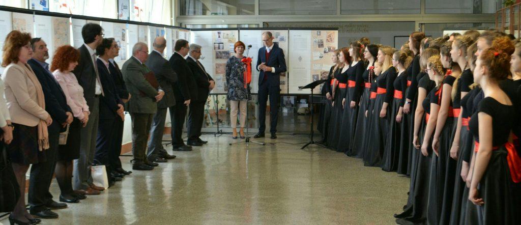 25 Jahre Evangelisches Johann Amos Comenius-Gymnasium in Kaschau