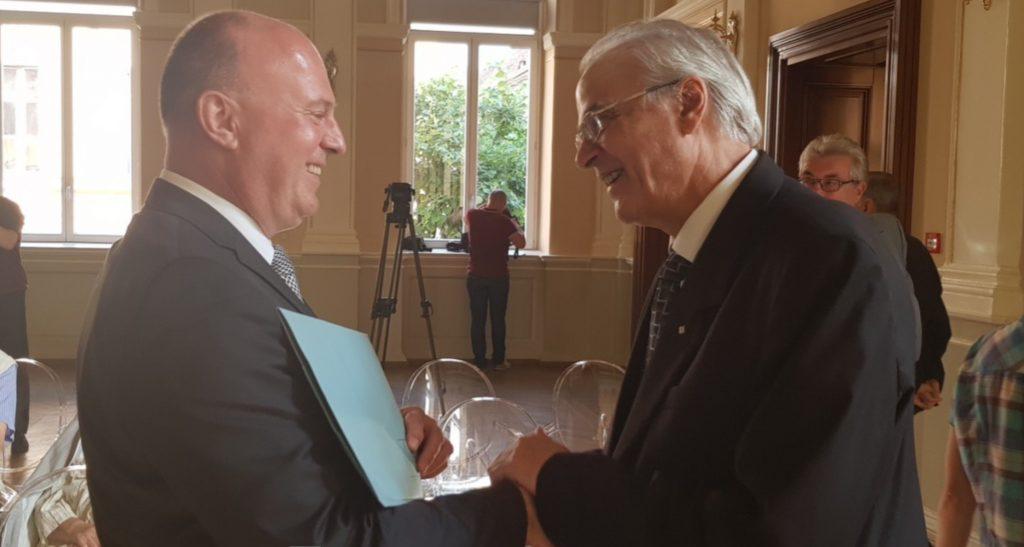 Hartmut Koschyk Auszeichnung Rumänien deutsche Minderheit