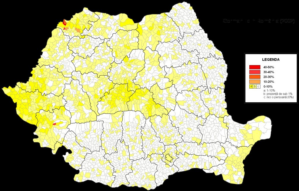 Deutsche Rumänien