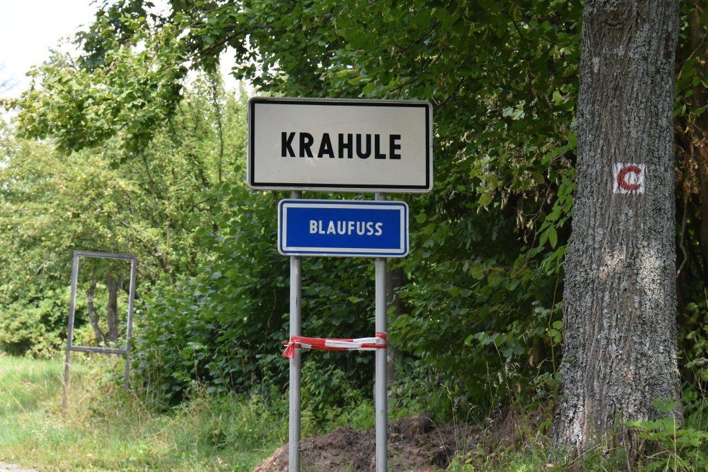 Krahule Kremnica Hauerland Slowakei