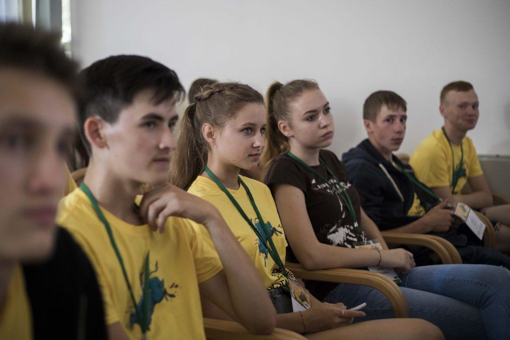 Sommercamp 2019 Eröffnungsveranstaltung