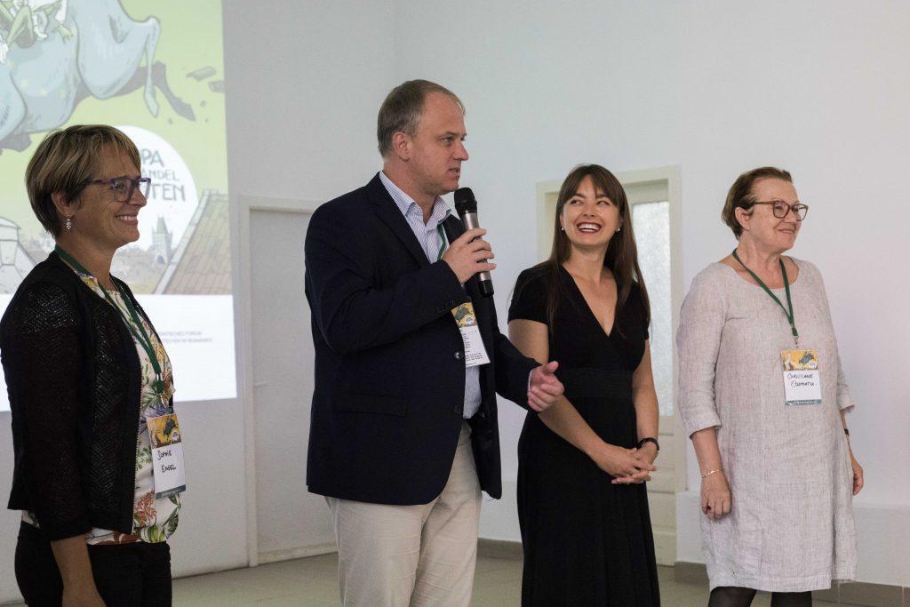 Eröffnung Sommercamp 2019