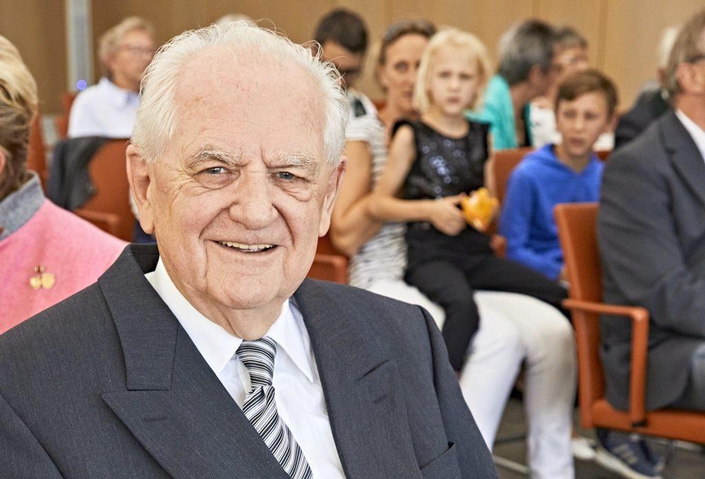 Ferdinand Klein Bundesverdienstkreuz
