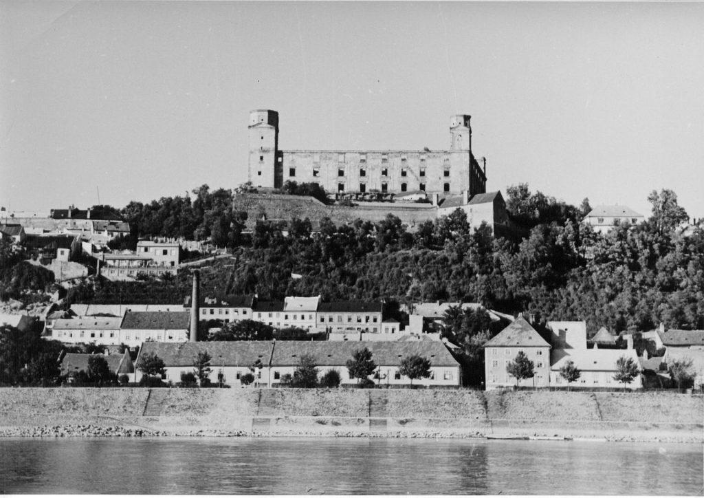 Bratislava Pressburg Zweiter Weltkrieg