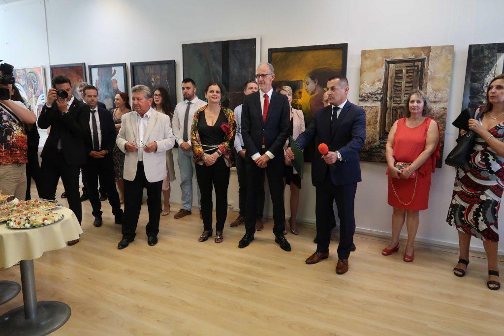 Ausstellung Freiheit und Identität in Bratislava
