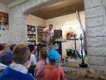 Deutsch Proben Kinder-Ferienlager