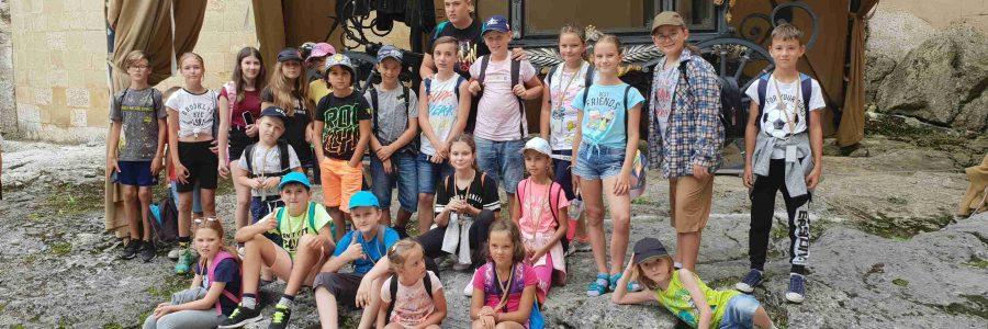 Kindercamp des Karpatendeutschen Vereins in der Hohen Tatra