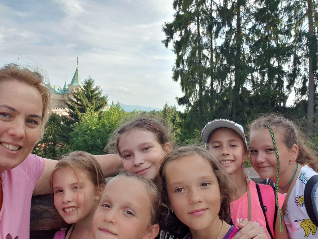 Kindercamp des KDV in der Hohen Tatra