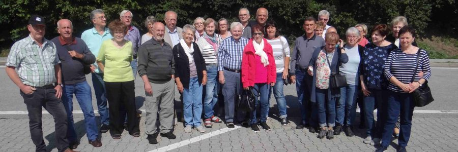 Reise durch das Hauerland und die Slowakei