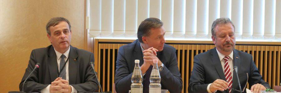 Tagung der Arbeitsgemeinschaft Deutscher Minderheiten