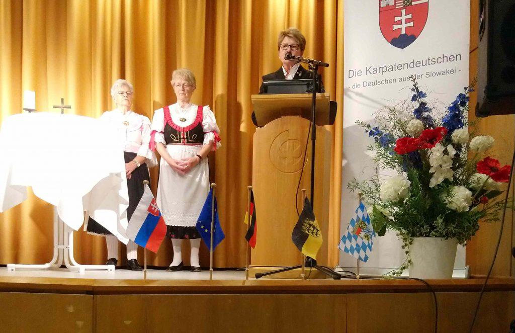 70 Jahre Karpatendeutsche Landsmannschaft in Deutschland