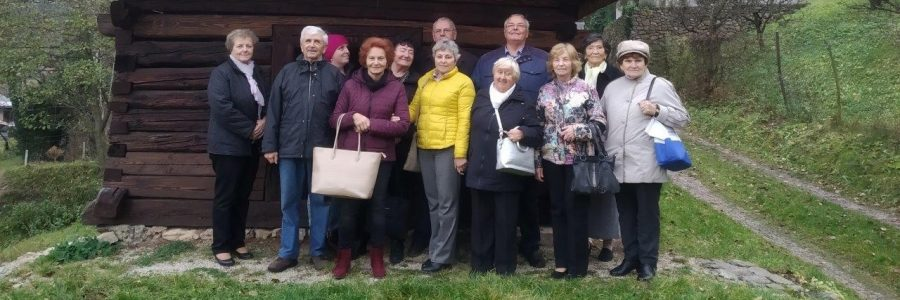 Regionalvorstand des Karpatendeutschen Vereins in Beneschhau