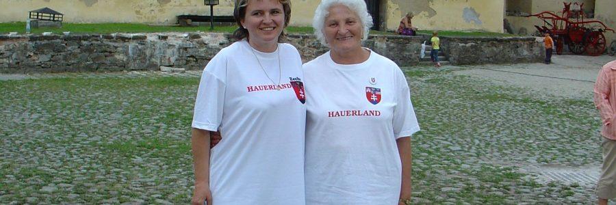 Steffi Richter aus Malionova Zeche feierte 80. Geburtstag