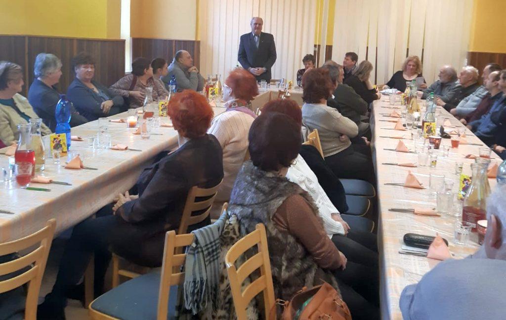 Mitgliederversammlung Medzev