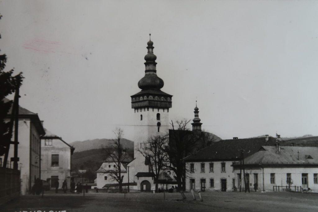 Handlova kostol