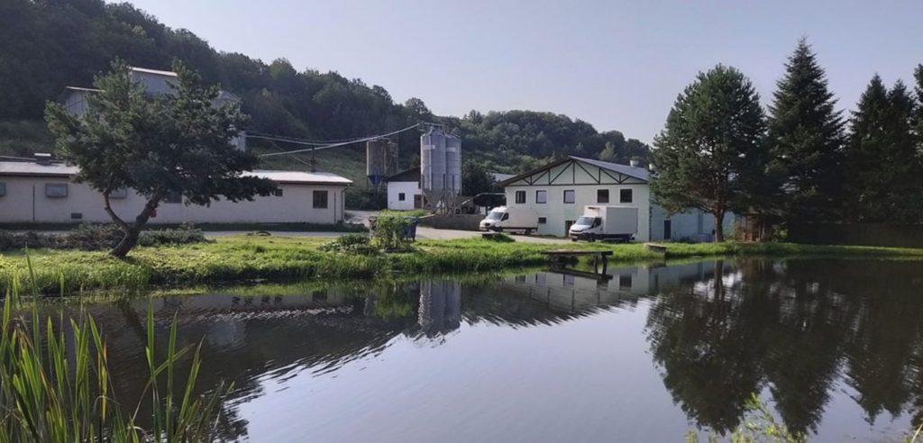 Hydinarska farma Medzev