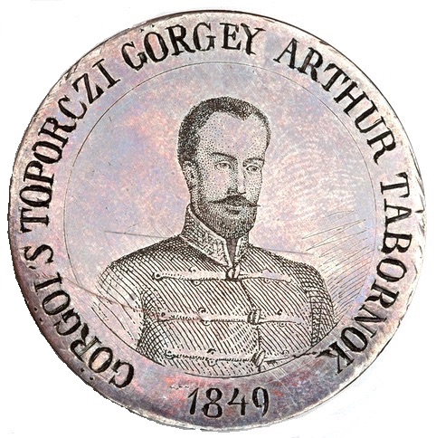 Arthur Görgey von Görgö und Toportz