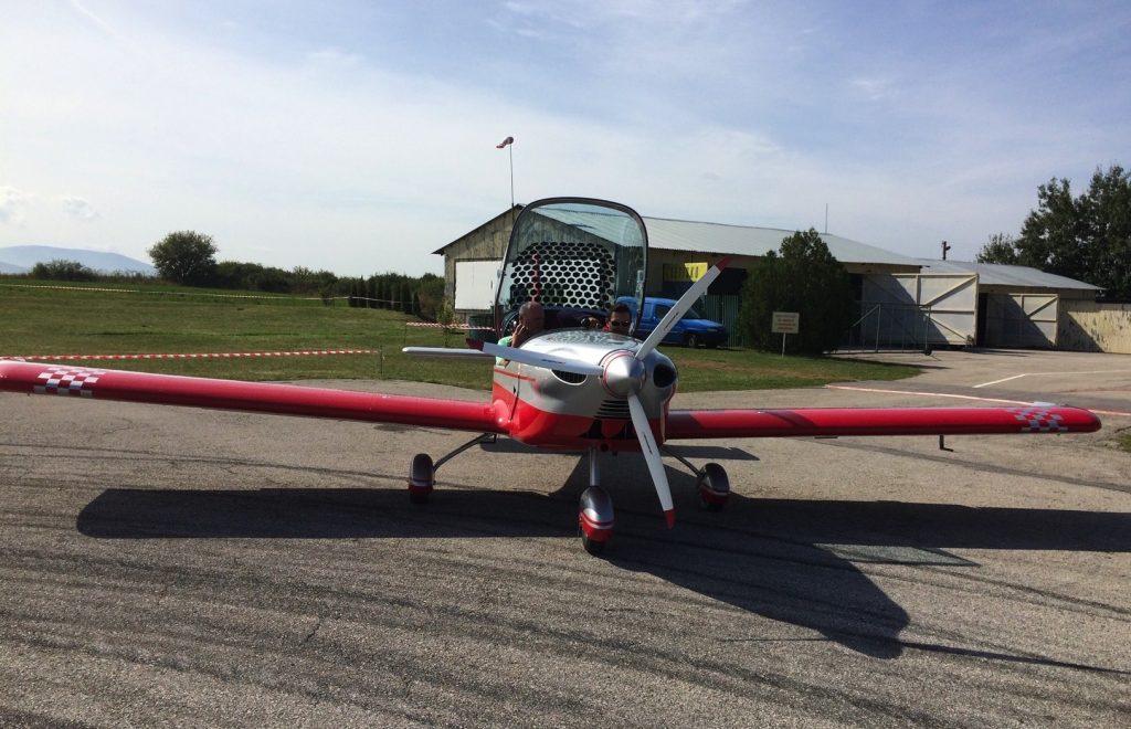 Flugschule Bidovce