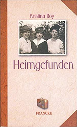 Kristina Roy Heimgefunden