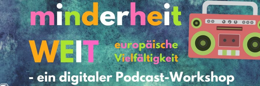Podcast Workshop Mindehreit