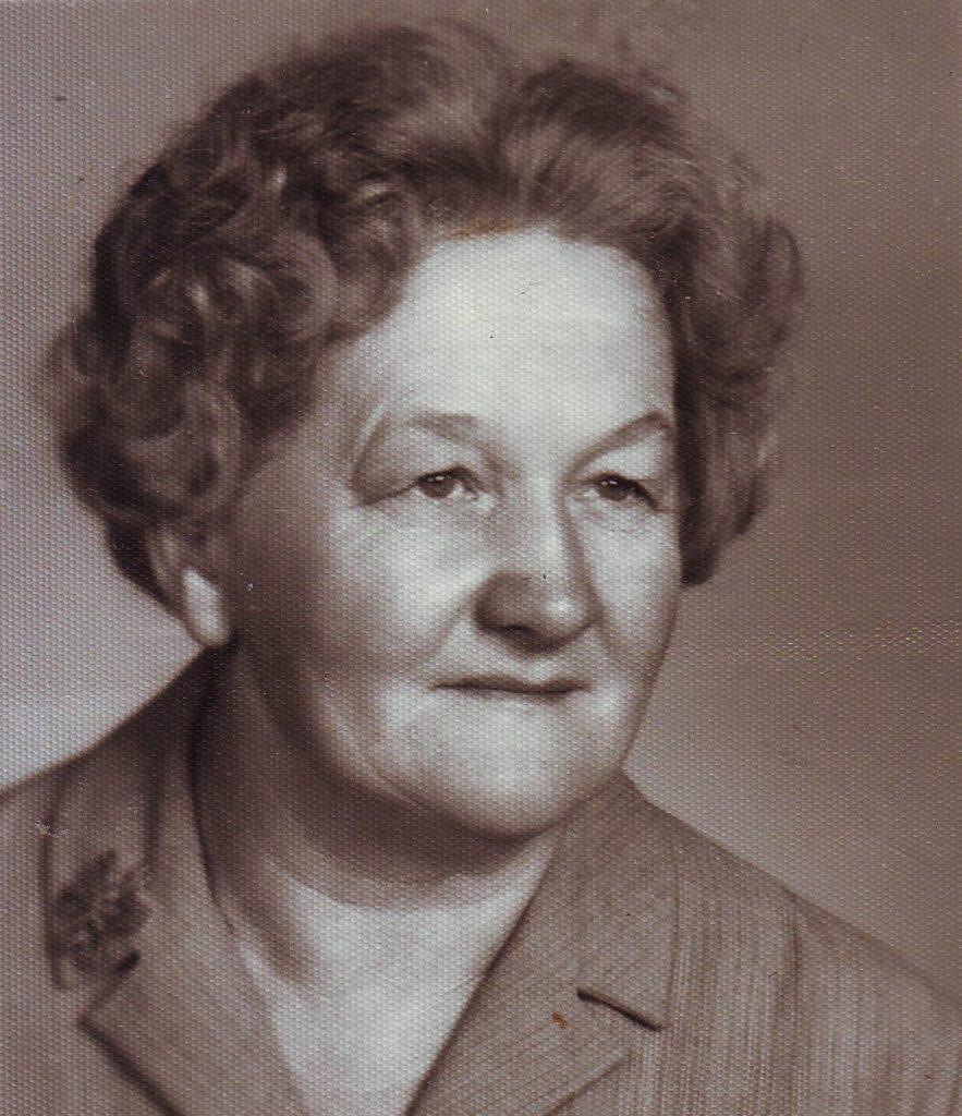 Anna Meder (1917-1998)