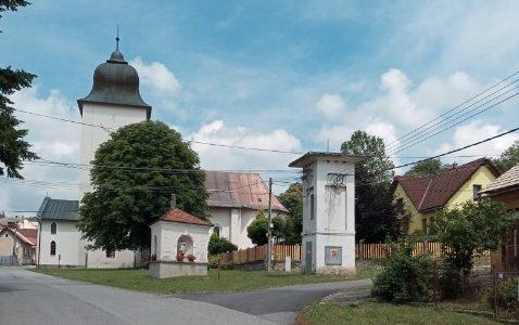 janova lehota kostol