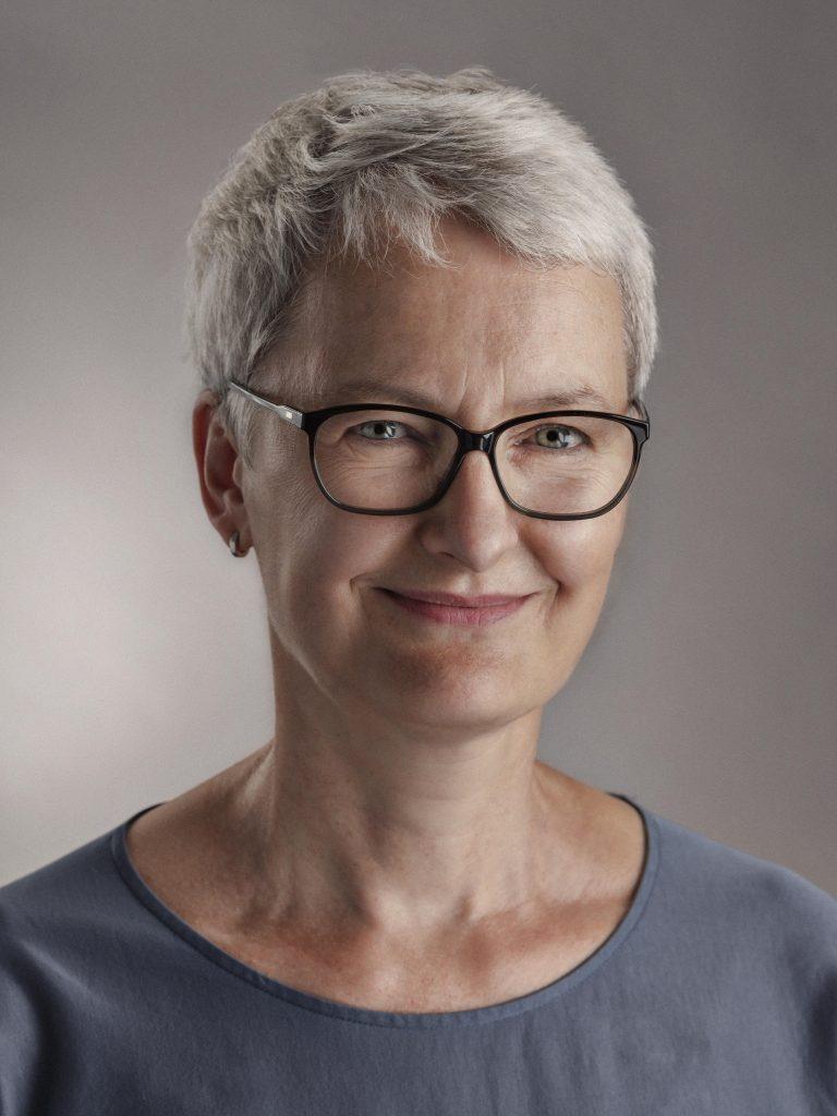 Deutsche Botschafterin in der Slowakei Barbara Wolf